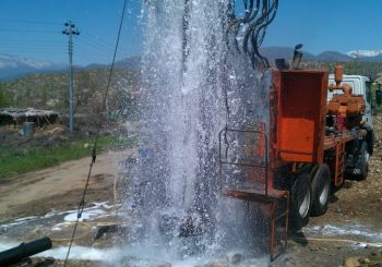 Bulk Water Well Drilling